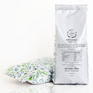Crystal Line - Coffee creamer