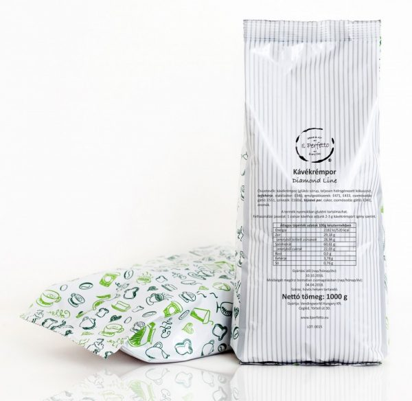 Diamond Line - Kávékrémpor